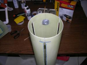 Fin Assembly Surface Prep 1
